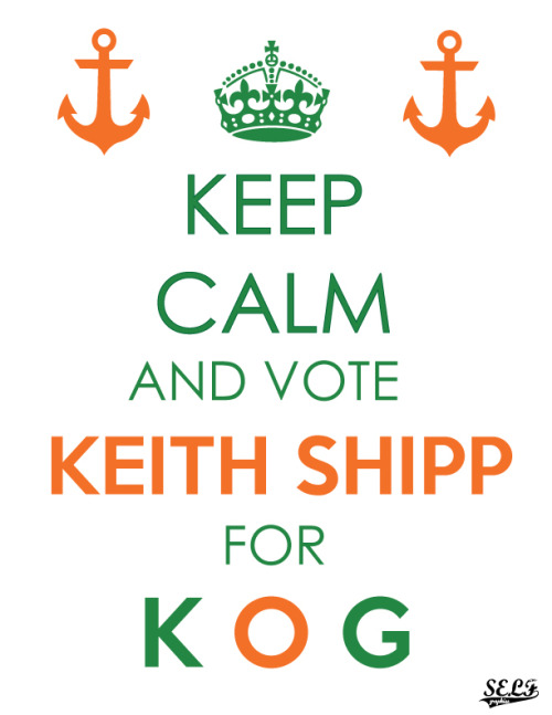 FAMU Keith Shipp for King of Orange & Green!