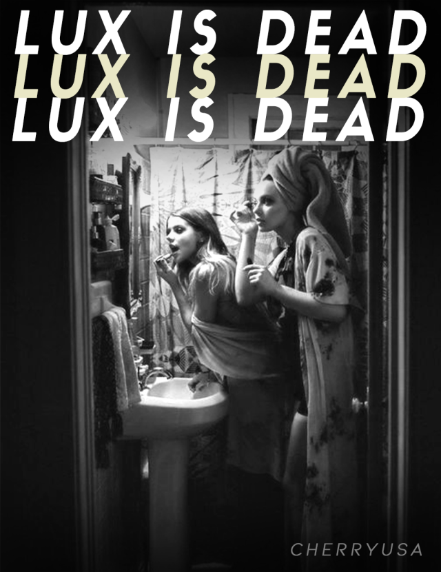 lux is dead, but our fun has just begun ─it's 1998. it's been a year since our ragtag gang have seen one another, but the highly suspicious suicide of one of their closest friends, lux lewis, has brought them back to their hometown for the funeral... it's really too bad the psycho that's blackmailing them refuses to let them leave cherry without spilling their deepest, darkest secrets. yikes. some of them worked so hard to run away, but together, they must stay in cherry and play the candy girl's games. if they don't? well, who knows what might happen. lux is dead. some of them are barely hanging on… how the hell are they going to make it through this without tearing each other apart?cherryusa is a skeleton, college rp set in a small, coastal town in california. it centers around a group of friends being tortured by a faceless blackmailer who dubs themselves, 'the candy girl.' the fun part? here, the choices you make matter. we're a little different than the other rp's you might have joined before. with the help of a tumblr dash and discord chat, we've created a hybrid game that's sure to keep you on the edge of your seat. do you want actions that actually matter? do you want live, multi-choice events that might lead the gang to victory, or even to brutal defeat? then come help the candy girl play her game. who knows? maybe you'll even make it out of cherryusa alive… or end up just like lux.─ welcome back to cherry! #town rp #small town rp #oc rp#bio rp#skeleton rp#secrets rp#college rp #beach town rp #beach rp#90s rp#gossip rp