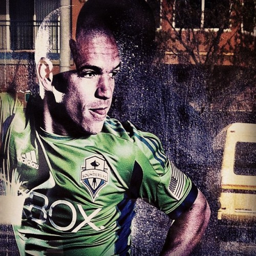 Game time tomorrow -Sounders vs Sporting KC. Pumped to feel the supporter energy tomorrow. Seattle is a dope city! #roadtrippin @soundersfc