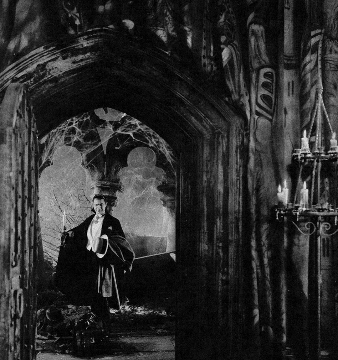 silverscreams:  Bela Lugosi in DRACULA, 1931.