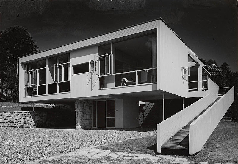 The Rose Seidler House, Sydney