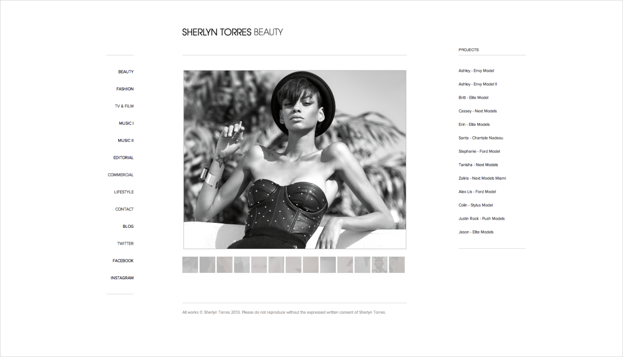 Taking some time out to update my site today… www.sherlyntorres.com