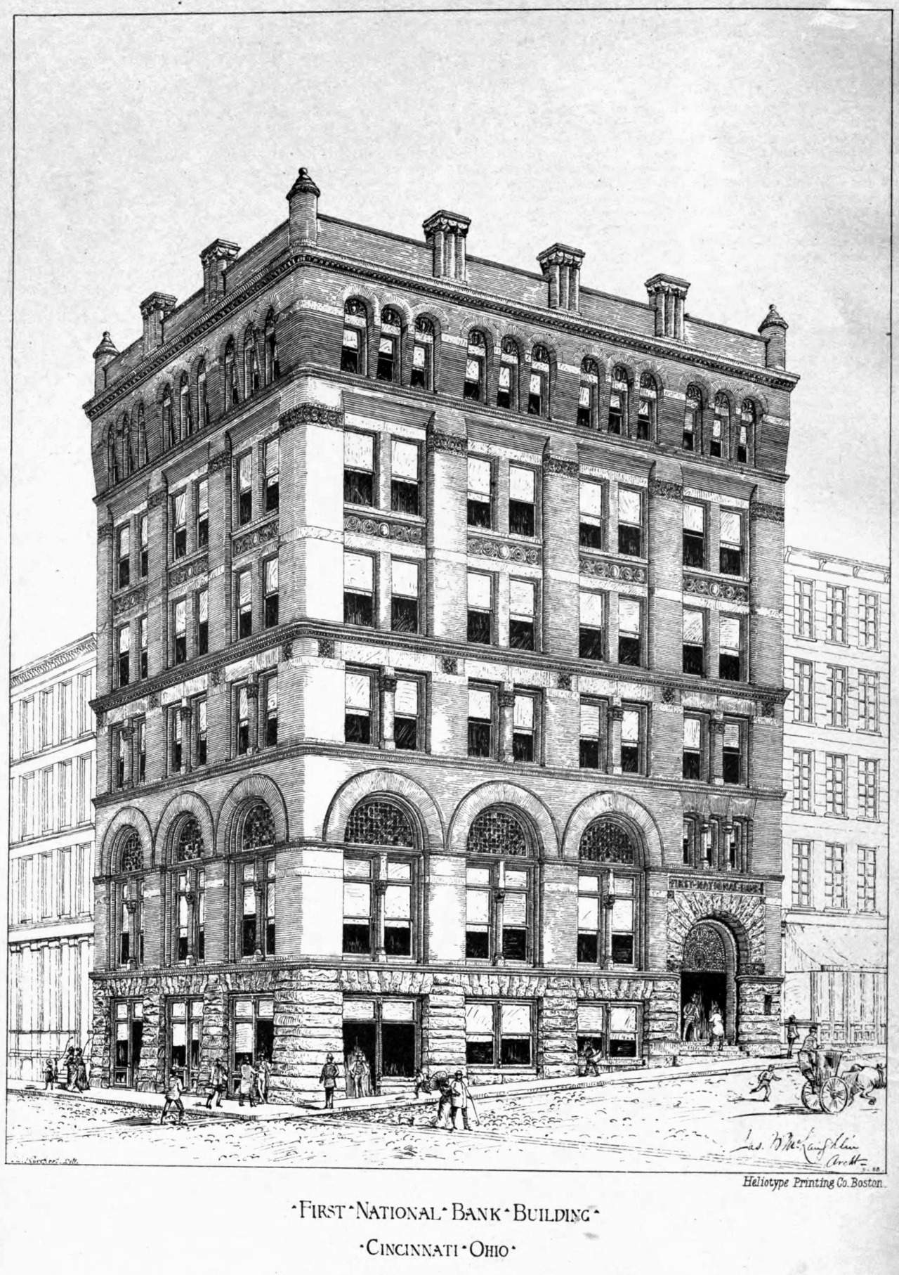 The First National Bank Building, Cincinnati