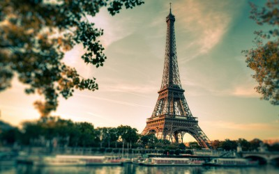 Someday, we'll meet, Eiffel Tower <3