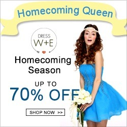 Dresswe Homecoming Season Promotion