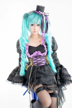 Vocaloid - Miku Hatsune (Smile Grateful) 7HELP US GROW Like,Comment