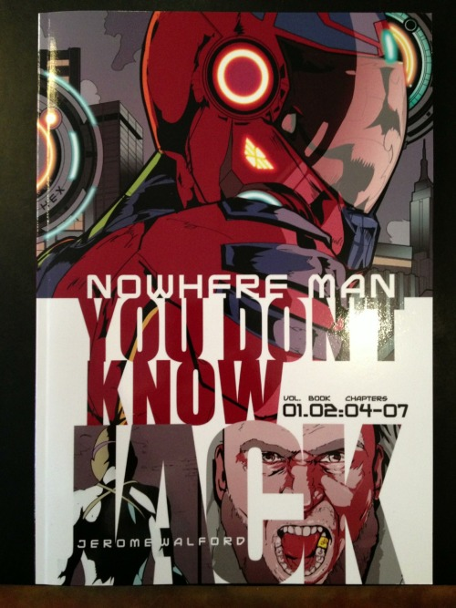 The second Nowhere Man book, now in stock