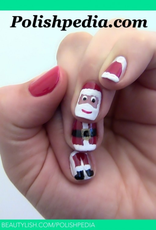 rain4kk:  Nail Art - Socialbliss on We Heart It - http://weheartit.com/entry/46882883/via/kaitlin_zieger  Good…..