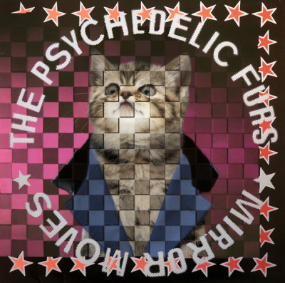 thekittencovers:  The Psychedelic Furballs - Meower Moves