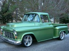 chevy chevrolet classic truck vintage old hot love