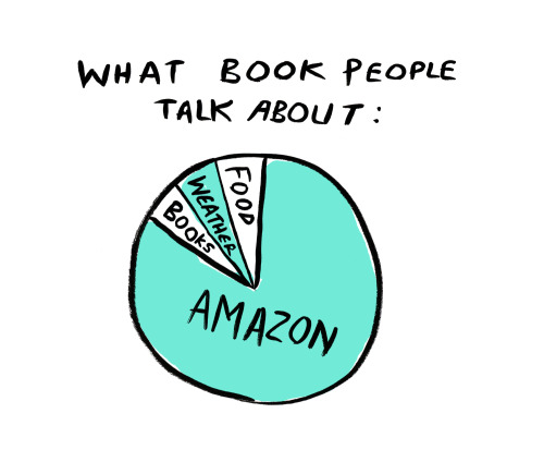 sarahlcomics:  Chart from a visual essay I made about How to Sell a Book. Because I have a book coming out.