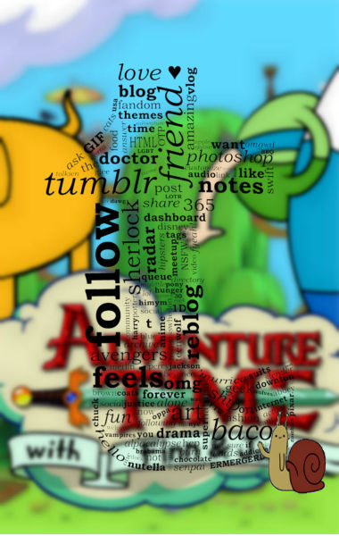 "adventuretimefandomcommittee:  I made a thing :3  The offical adventure time committee ""crest"" for tumbl con 2014!  yhey love"