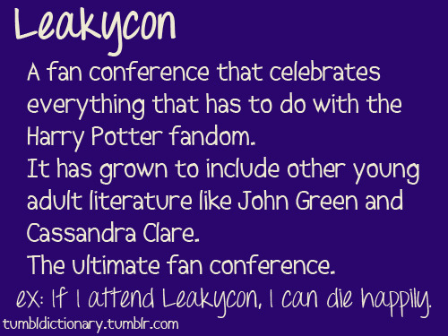 Register to attend Leakycon 2013! [x]