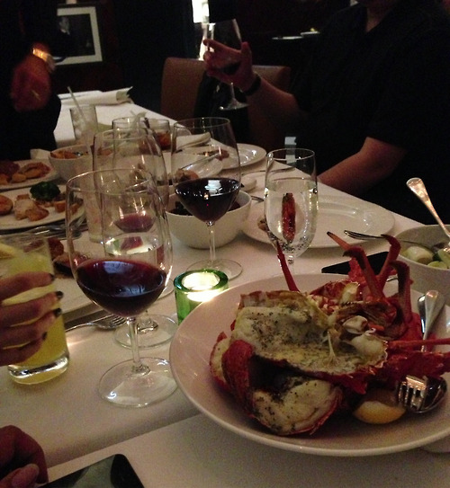 at rosetta, loveeeeee lobsterinstagram: jessaleks