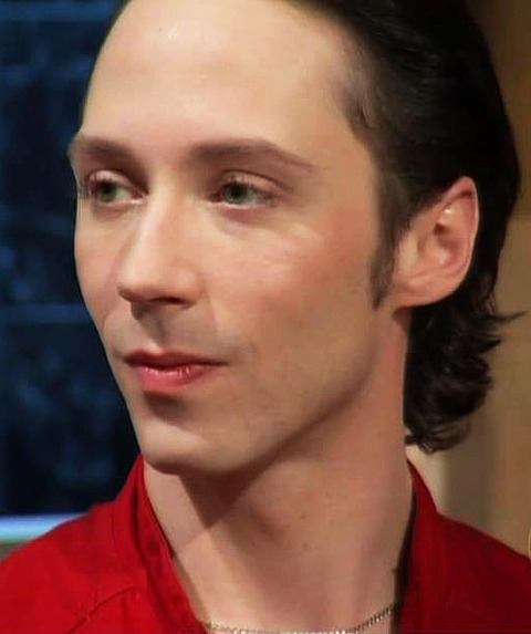 """His Sneakers Came to Kill."" Binky's Johnny Weir Blog. @JohnnyGWeir screencap recap of Chopped All-Stars plus full video of his episode, in which he was awesome. Screencap of Johnny from the show."