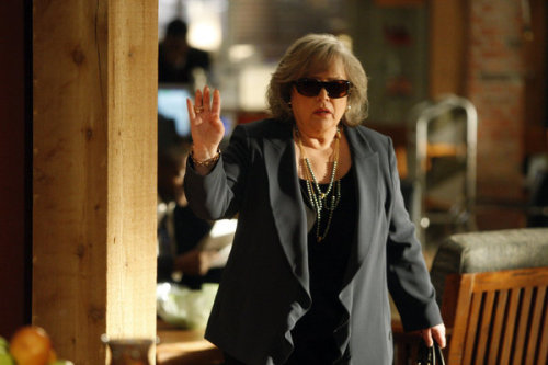 "WHY KATHY BATES JOINED ""AMERICAN HORROR STORY"" ""Jessica told me in Season 1 that Kathy was a huge fan of the show, so I just put that in the back of my mind,"" Murphy said. ""When we were crafting this season, I found this character — a true-life character — so I called Kathy and said, 'I don't know if you want to do TV again, but I've got this character …' She said, 'I love you and I love the show. Lemme think for two weeks' — and then she called me in an hour and said, 'I love it! I'll do it!' It was great."" She's playing somebody very bad. Worse than her ""Misery"" character. Guess Kath wanted an Emmy nom too."
