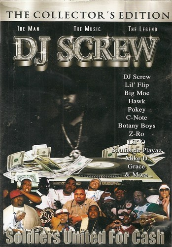 steadyleanin:  DJ Screw - Soldiers United For Cash (2006) [Full Movie]