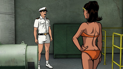 The Many Undercover Disguises Of Sterling Archer