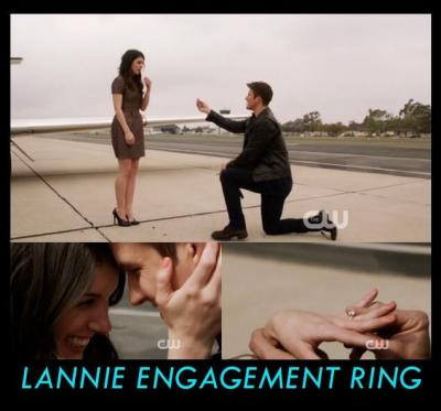 Lannie`s engaged <3