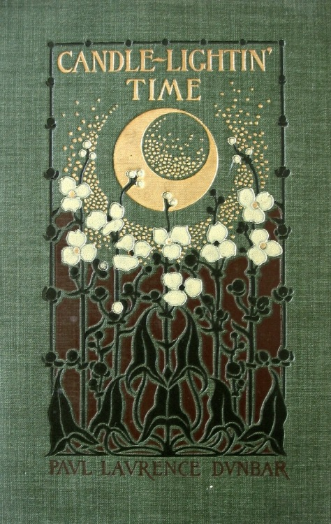 english-idylls: Candle-Lightin' Timeby Paul Laurence Dunbar (1901).