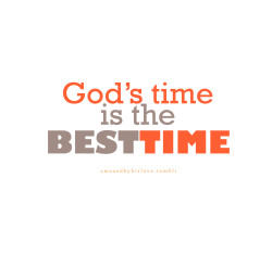 amazedbyhislove:  He has made everything beautiful in its time. He has also set eternity in the human heart; yet no one can fathom what God has done from beginning to end. Ecclesiastes 3:11