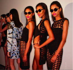 noticemagazine:  Spring 2013 black fashion trends at Notice Mag Blog! Read more. xoxo Notice