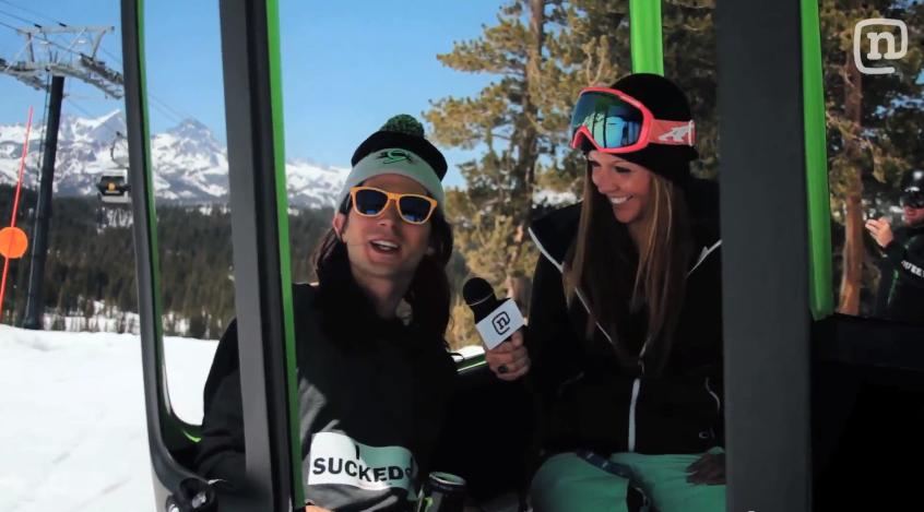 #dose covered all the action from Grenade Games 9 at Mammoth Mountain last weekend! Danny Kass, Dingo, Jack Mitrani and friends unload for a weekend fueled by plenty of sun and slashes!