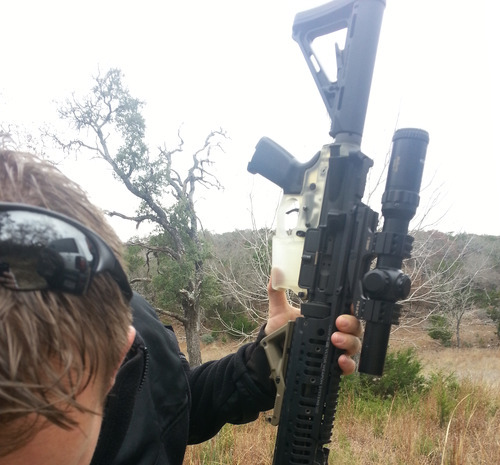 GUN WATCH: 3D Printed AR15 Much Improved, More Reliable