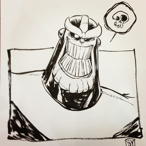 Thanos for @patloika #eccc