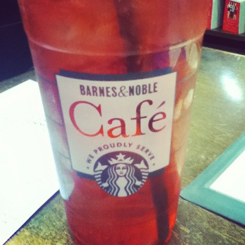 Venti passion iced tea 😏😍✌❤👌😊😘