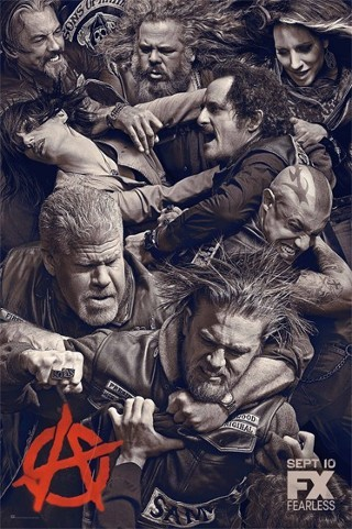 "I'm watching Sons of Anarchy    ""A por el sexto!  \m/""                      20 others are also watching.               Sons of Anarchy on tvtag"
