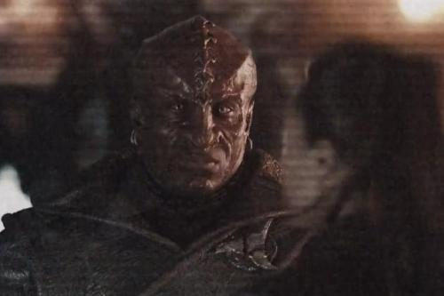 First look at the Klingons in J.J. Abrahms' Star Trek Into Darkness.