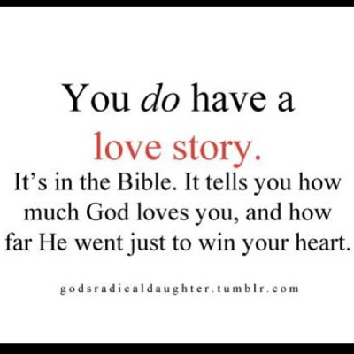 gembilitong:  Our love story.. #repost #God #lovestory #love #Bible