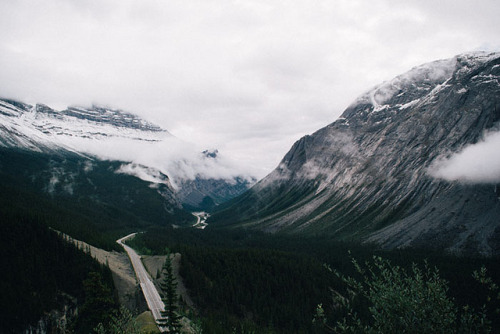 inscendo:  Icefield Parkway #2 by hannahschmucker on Flickr.