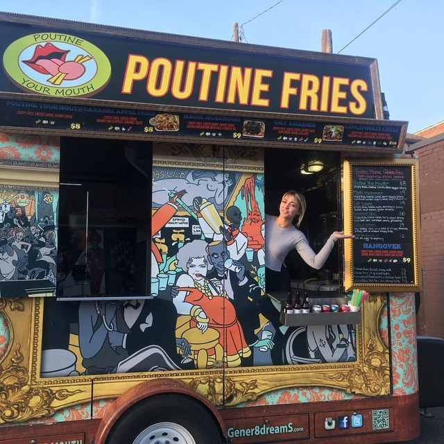 Need your Poutine Your Mouth Fix? Come see us at Draper Tech 11781 S. Lone Peak ...