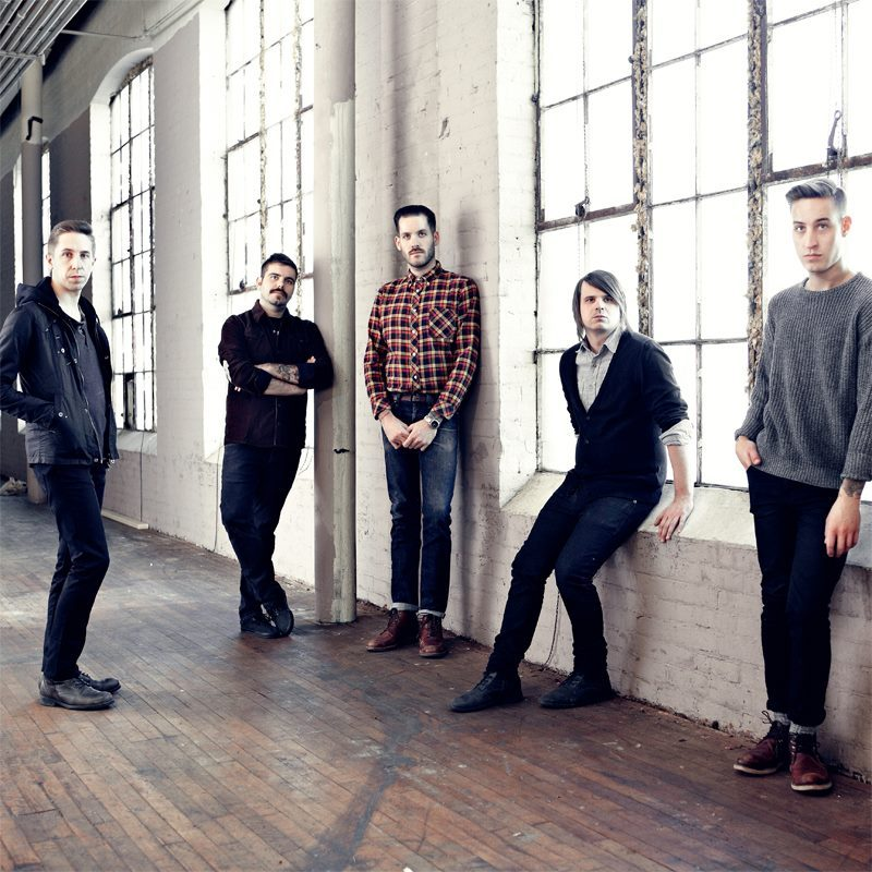 "We are thrilled to be premiering a new song off of Silverstein's fantastic new album This Is How The Wind Shifts.  The song is titled ""Massachusetts"" and it has the band doing what they do best - catchy yet powerful post-hardcore.  Check it out here."