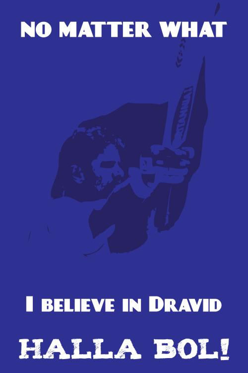 I believe in DravidI have decided. That I am going to stand by and support Rahul Dravid's team during this season of…View Post