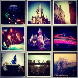 The last time I was at Disney World on Instagram. 😊😊 too excited!