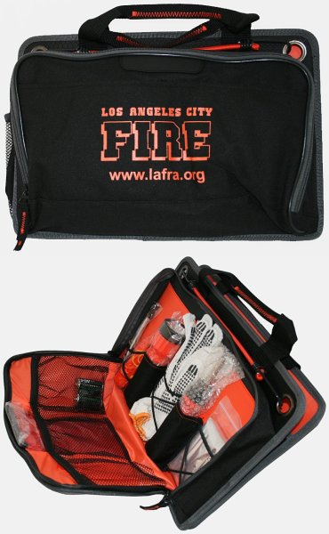 Find rad LAFD stuff at our online store. All proceeds go to charity.