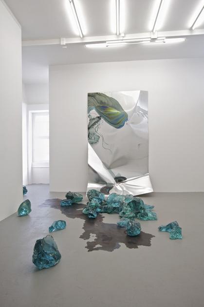 contemporaryartdaily:  Myriam Holme atIris Kadel