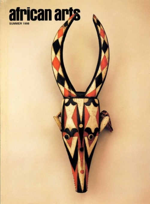 manufactoriel:  African Arts Summer 1998