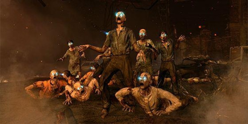 wolvenhunter:  Cod zombies