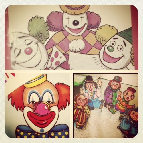 #clowns #nightmares #picstitch