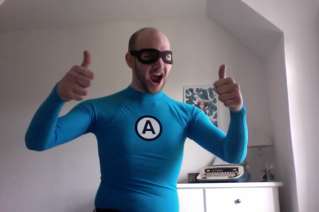 So The Aquabats remain one of the best bands ever!I haven't had that much fun at a show in far too long. Thanks to all the cadets bros that were super rad last night, I love you all!