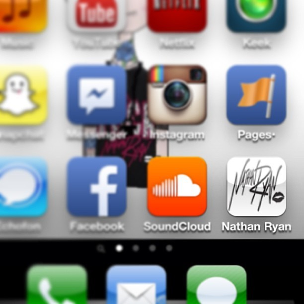 Gonna be doing some contests on the #NathanRyanApp today! Be sure to get it! It's free :)