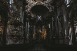 jordanrogers26:  Church of St. Nicholas | Prague