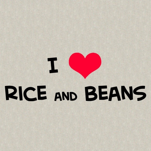 I Love Rice And Beans - Dave Ramsey
