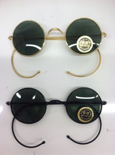Online exclusive dead stock eyewear that just came in for Spring '13!