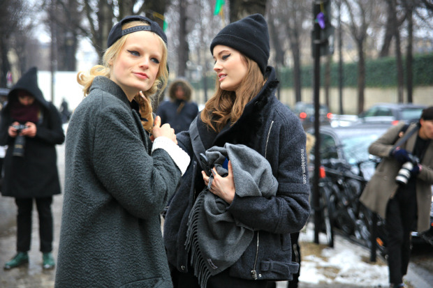 Hanne Gaby and Jac
