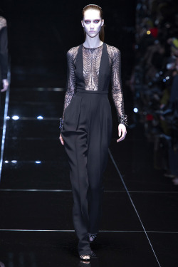 vogue:     Gucci Fall 2012 Photo: Filippo Fior/InDigitalteam/GoRunway.com See the full collection and review here.